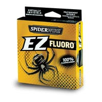 Spiderwire EZ Fluoro Line Clear 6-pound 200 Yard