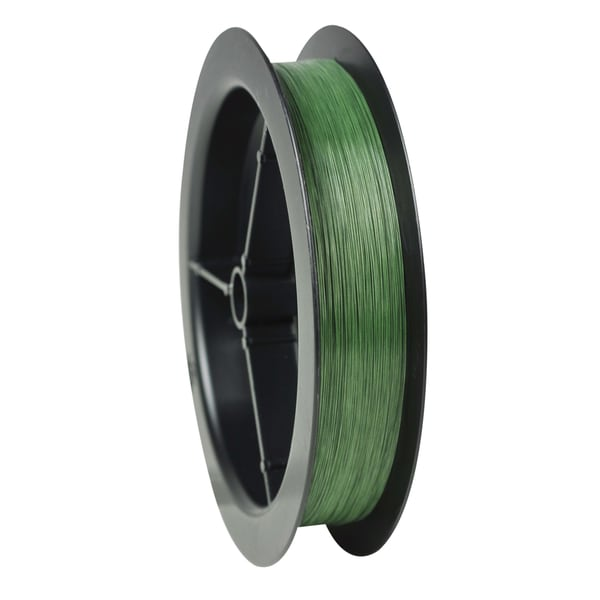 Spiderwire EZ Braid Line Moss Green 15-pound Filler Spool 300 Yards