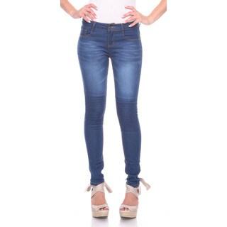 Stanzino Women's Biker Jeans