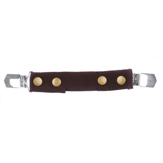 Crummy Bunny Toddler Adjustable Brown Belt with Clips (4 options available)