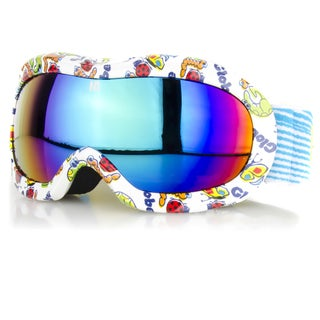 Crummy Bunny Children's Animals Ski Goggles - Multi