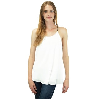 Relished Women's Santorini Chiffon Racerback Top