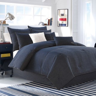 Perfect Tommy Hilfiger Fashion Denim Comforter - Free Shipping Today  PN87