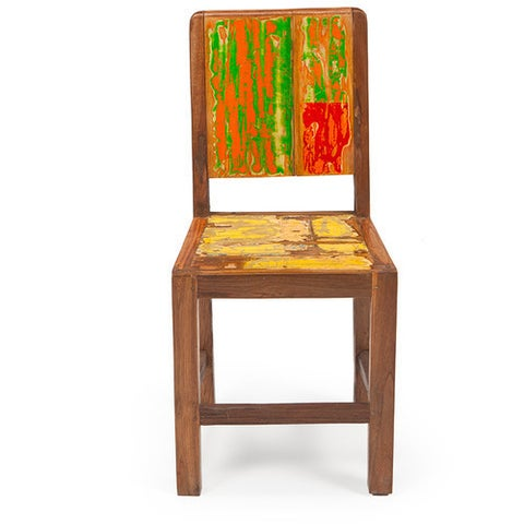 Sargasso Reclaimed Wood Dining Chair