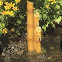 Pouring 3-tier Bamboo Fountain
