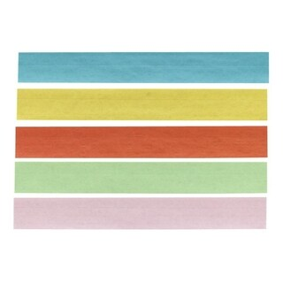 Pacon Rainbow Kraft Sentence Strips - 100/PK