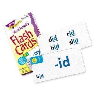 Trend T53014 Skill Building Flash Cards - 1/EA