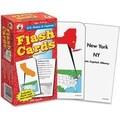 Carson-Dellosa CD-3913 U.S States & Capitals Flash Card - 100/PK