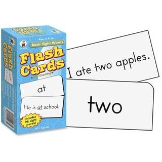 Carson-Dellosa Basic Sight Words Flash Card Set - 1/PK