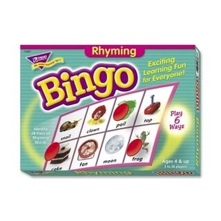 Trend Rhyming Bingo Learning Game - 1/EA