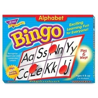 Trend Alphabet Learners' Bingo Game - 1/EA