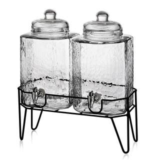 Hanburg Beverage Dispenser with Stand|https://ak1.ostkcdn.com/images/products/10341751/P17450987.jpg?impolicy=medium