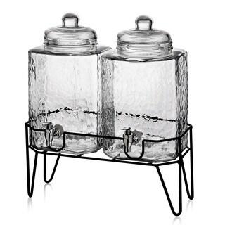 Hanburg Beverage Dispenser with Stand