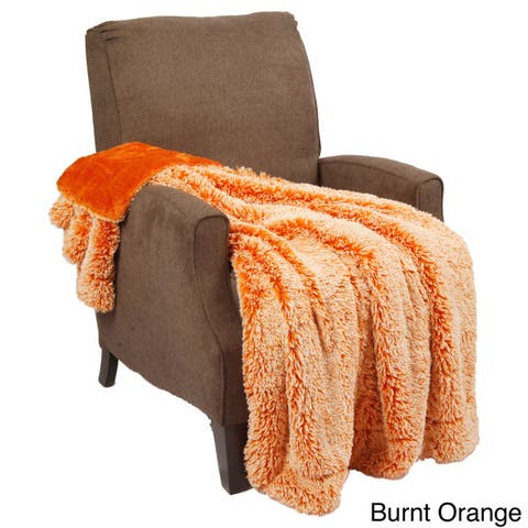 BOON Woolly Mammoth 50x60 Throw Blanket