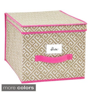 ClosetCandie Hot Pink Jumbo Storage Box