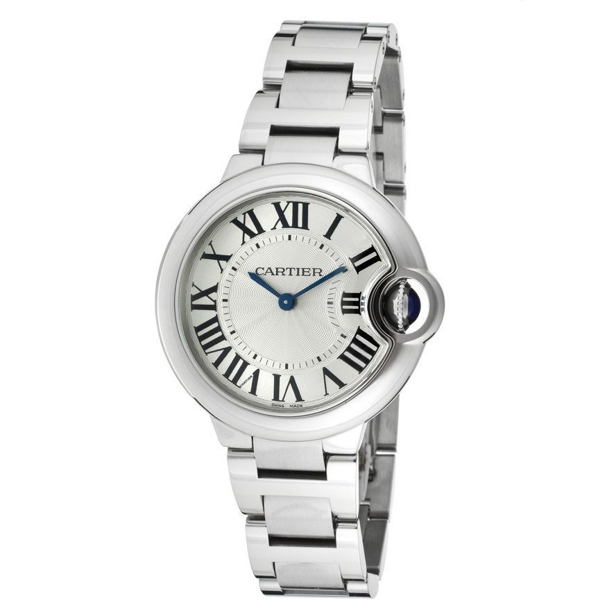 Cartier Womens W6920084 Ballon Bleu Stainless Steel Watch Cartier Womens W6920084 Stainless steel