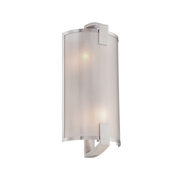 Lite Source Gilmore 2 Light Wall Sconce