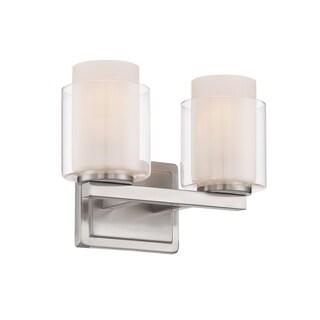 Lite Source Eliseo 2-light Vanity