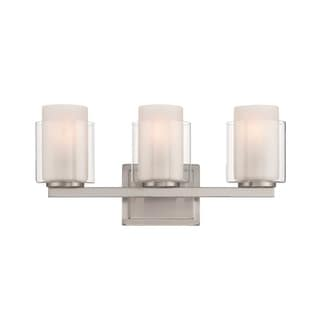 Lite Source Eliseo 3-light Vanity