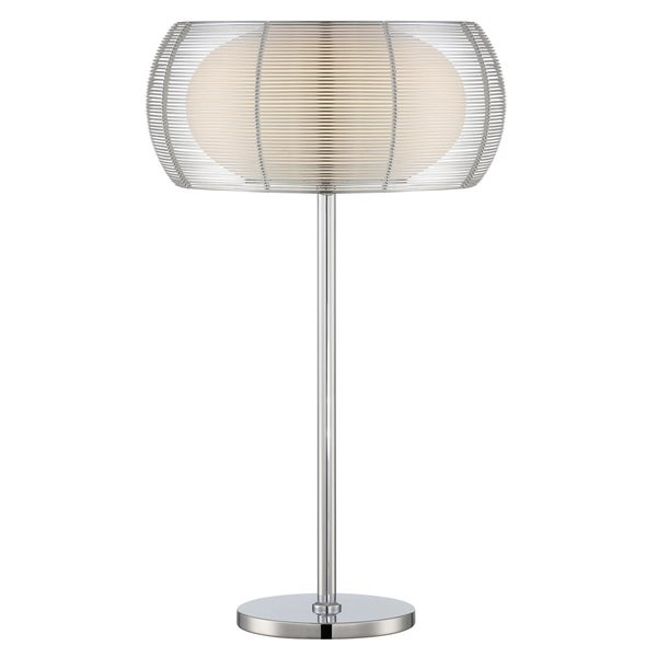 Lite Source Lanelle 2-light Table Lamp