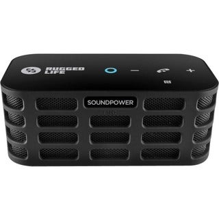 Ematic SoundPower Speaker System - Portable - Battery Rechargeable -