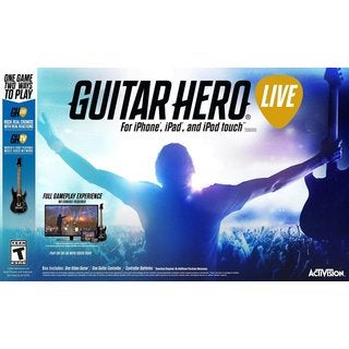 Guitar Hero Live Bundle (IOS)