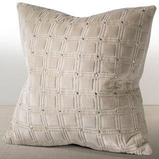 Chauran Meridian Feather and Down 20-inch Throw Pillow