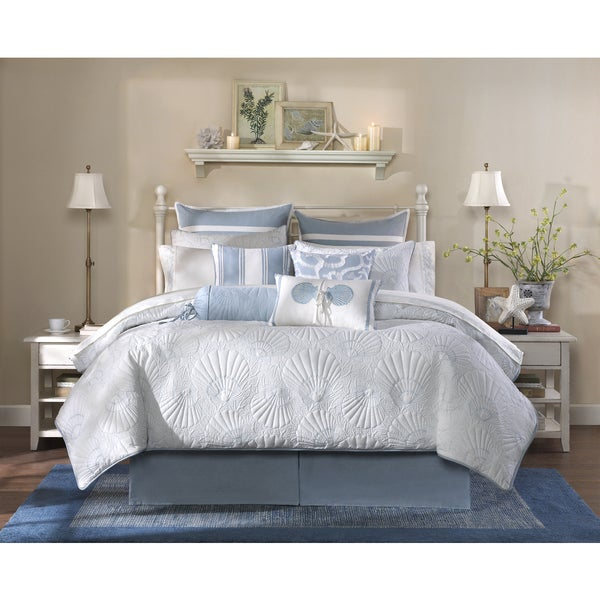 Shop Harbor House Crystal Beach 4 Piece Comforter Set