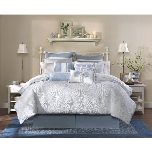 Attractive Harbor House Crystal Beach 4 Piece Comforter Set