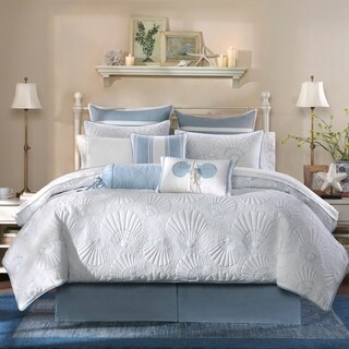 Harbor House Crystal Beach 4-piece Comforter Set (4 options available)