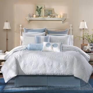 harbor house crystal beach 4 piece comforter set - Harbor House Bedding
