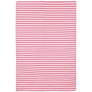 Petite Stripe Outdoor Rug (7'6 x 9'6)