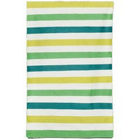 Bold Stripe Outdoor Rug (8'3 x 11'6)