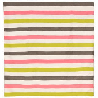 Bold Stripe Outdoor Rug (8' x 8')