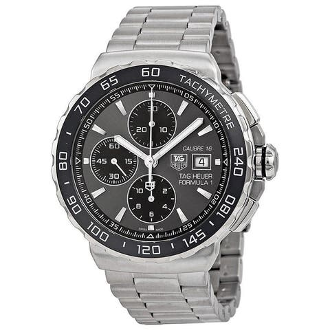 Tag Heuer Men's CAU2010.BA0874 'Formula 1' Chronograph Automatic Stainless Steel Watch