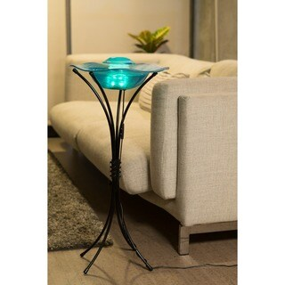Canary Floor Mist Fountain/Aroma Diffuser With Inline Control|https://ak1.ostkcdn.com/images/products/10343847/P17453077.jpg?_ostk_perf_=percv&impolicy=medium