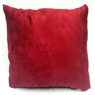 Burgundy Electric Pillow Massager