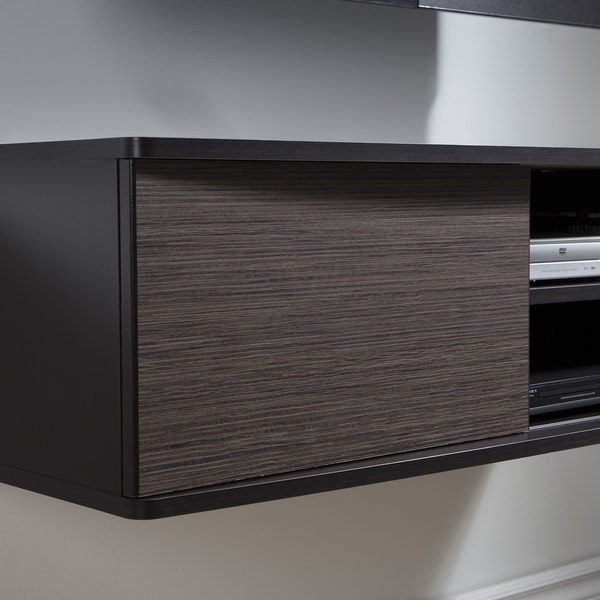 South Shore Agora 38 Inch Wall Mounted Media Console   Free Shipping Today    Overstock.com   17453181