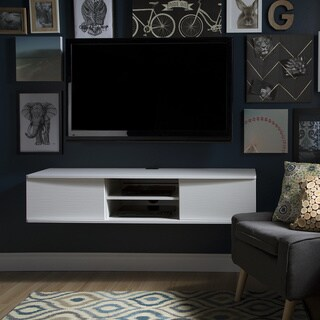 South Shore Agora 56-inch Wall Mounted Media Console