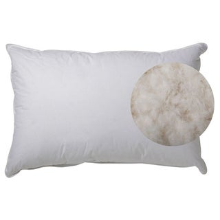 Hotel Collection Luxurious White Goose Down Pillow