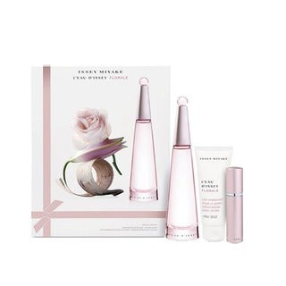 Issey Miyake L'Eau d'Issey Florale Women's 3-piece Gift Set