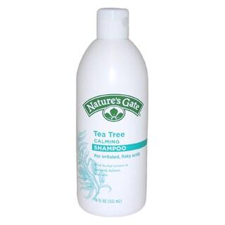 Nature's Gate Tea Tree 18-ounce Calming Shampoo