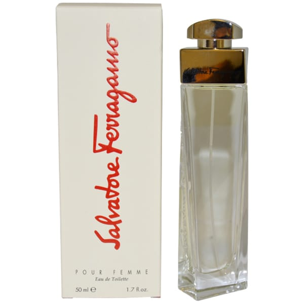 Salvatore Ferragamo Women's 1.7-ounce Eau de Toilette Spray