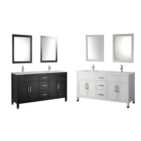 84 bathroom vanity double sink shop mtd vanities ricca 84 inch sink bathroom 21884