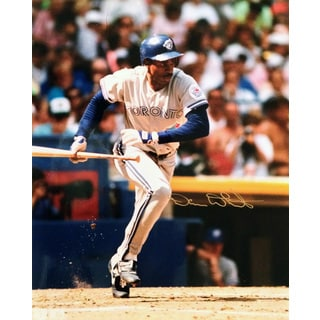 Devon White - Toronto Blue Jays World Series Champion (Hitting)