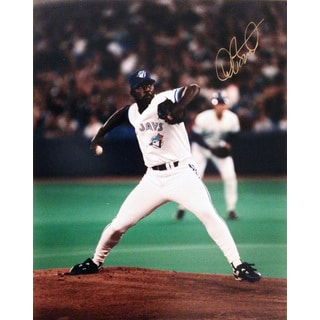 Dave Stewart - World Series Champion - Toronto Blue Jays