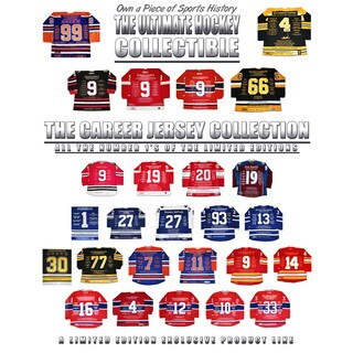 All The Number 1's of The Career Jersey Collection