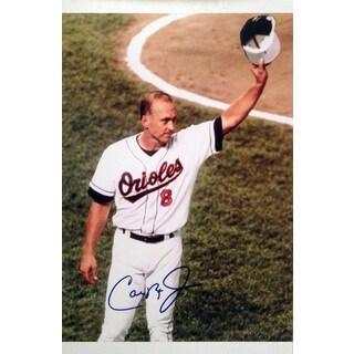 Cal Rapkin Jr. -Baltimore Orioles - Facsimile Autograph