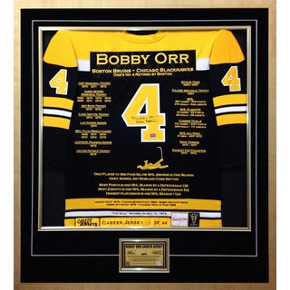 Bobby Orr Elite Edition Career Jersey #1 of 44