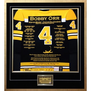 Bobby Orr Elite Edition Career Jersey #44 of 44